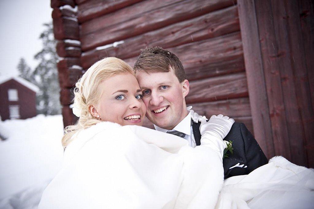 Sara & Eric